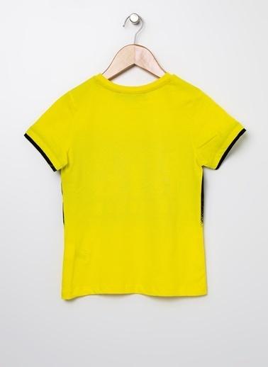 Funky Rocks Tişört Sarı